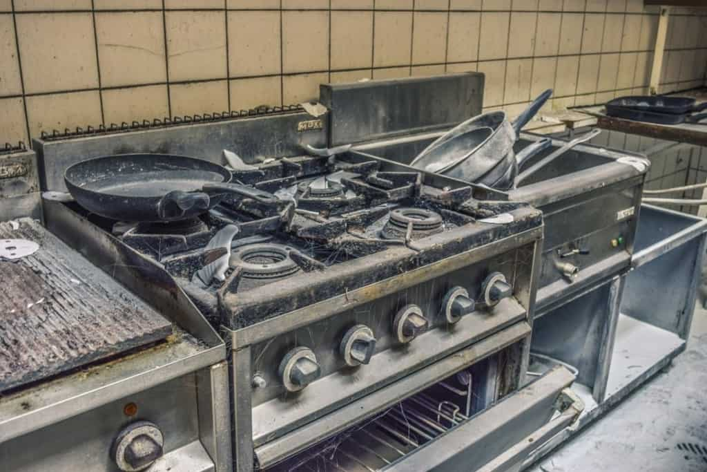 Will A Fire Extinguisher Ruin An Oven Firefighter Insider