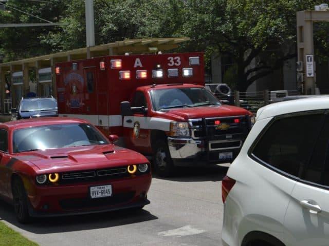 firefighter paramedic ambulance