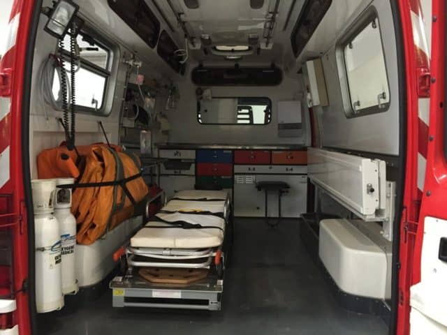 why do firefighters show up at medical emergencies
