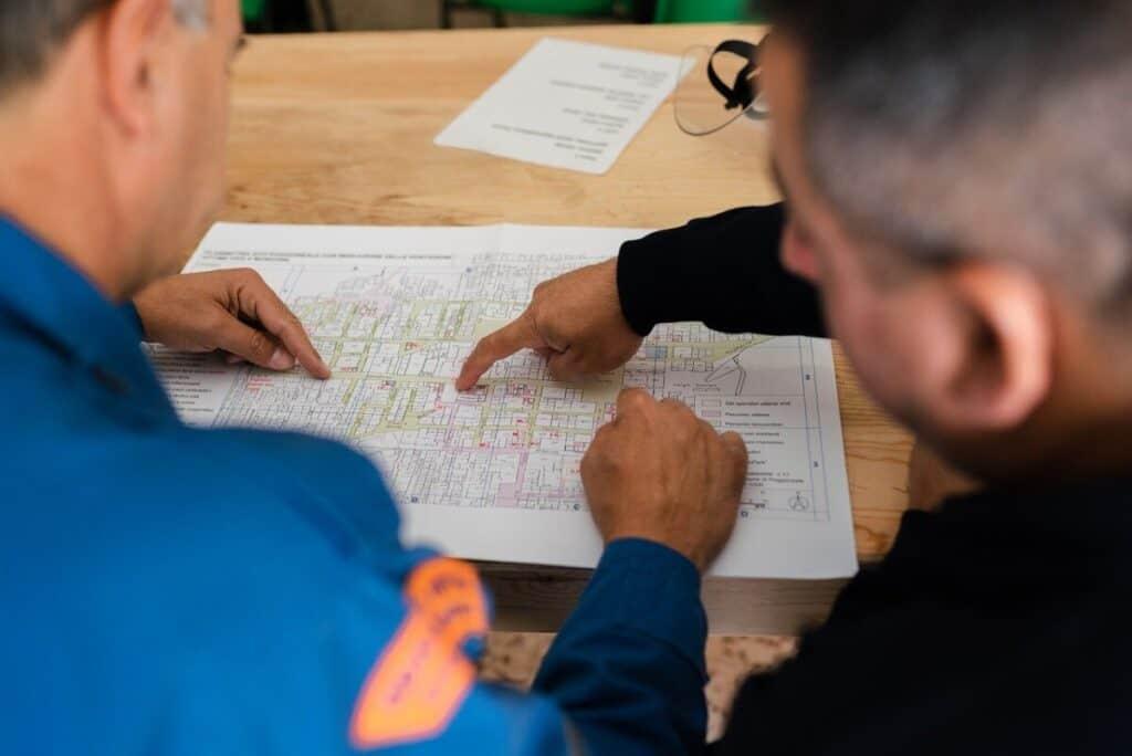 fire drill plan