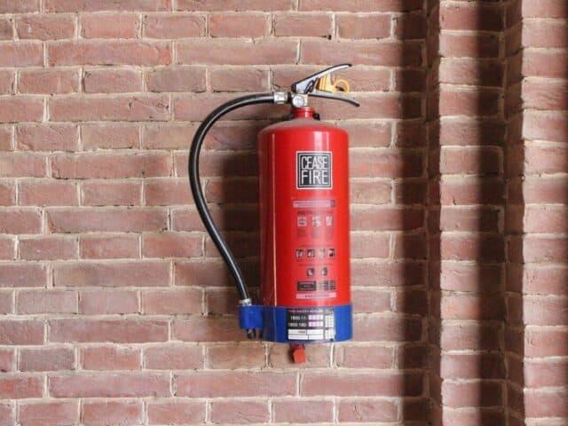 best fire extinguishers for garage/workshop/welding