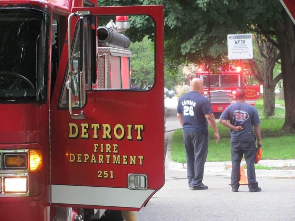 firefighter mentor