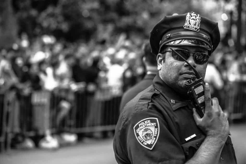 New York police officer