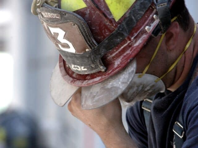 can you be a firefighter with mental illness