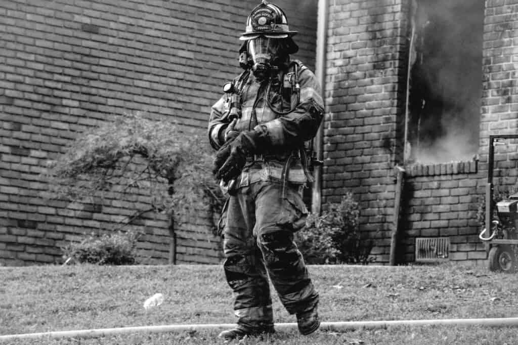 can I become a firefighter at 30/40/50