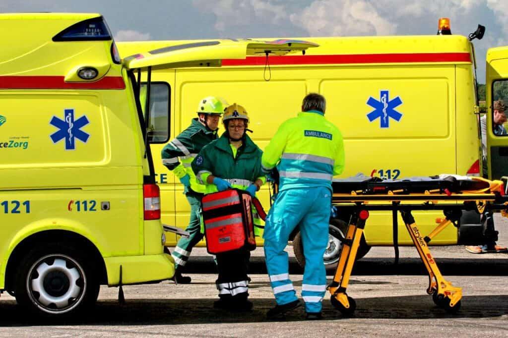 EMTs and Paramedics