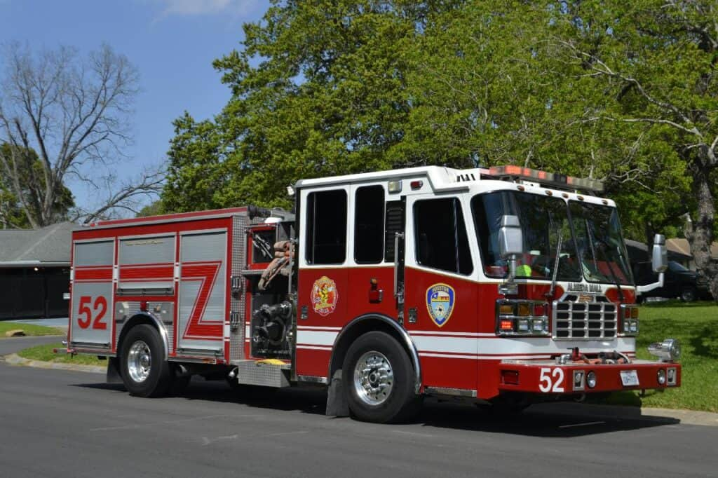 structural fire engine