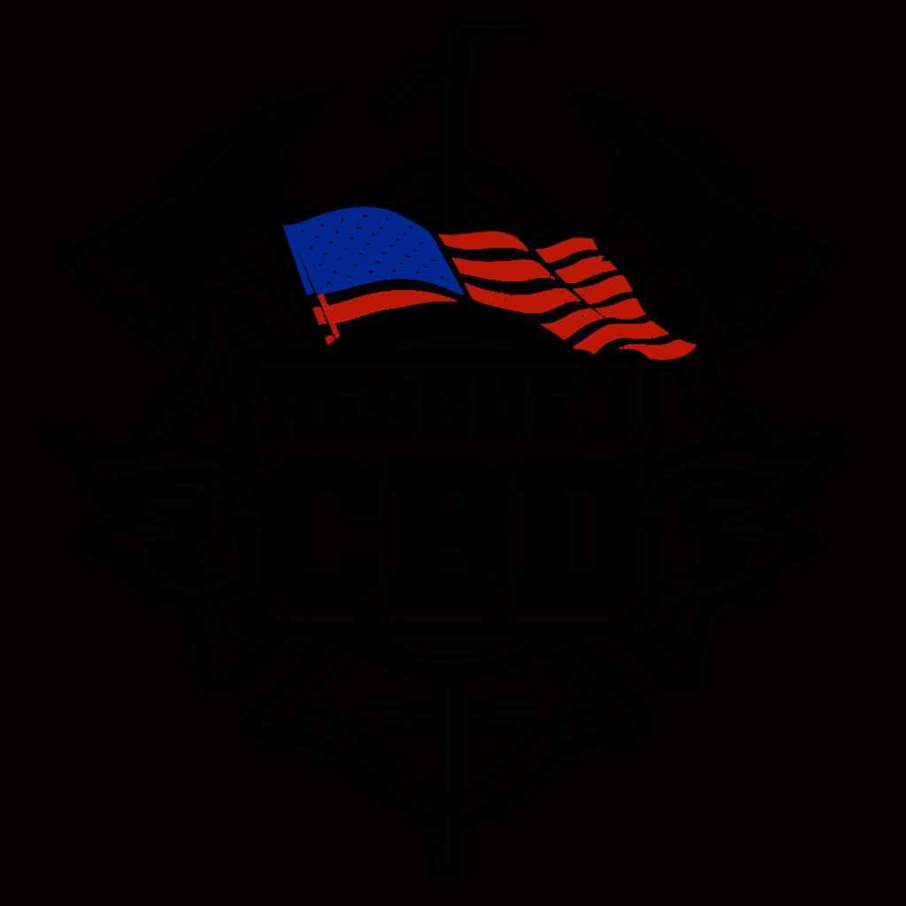Rescue 1 CBD  Logo