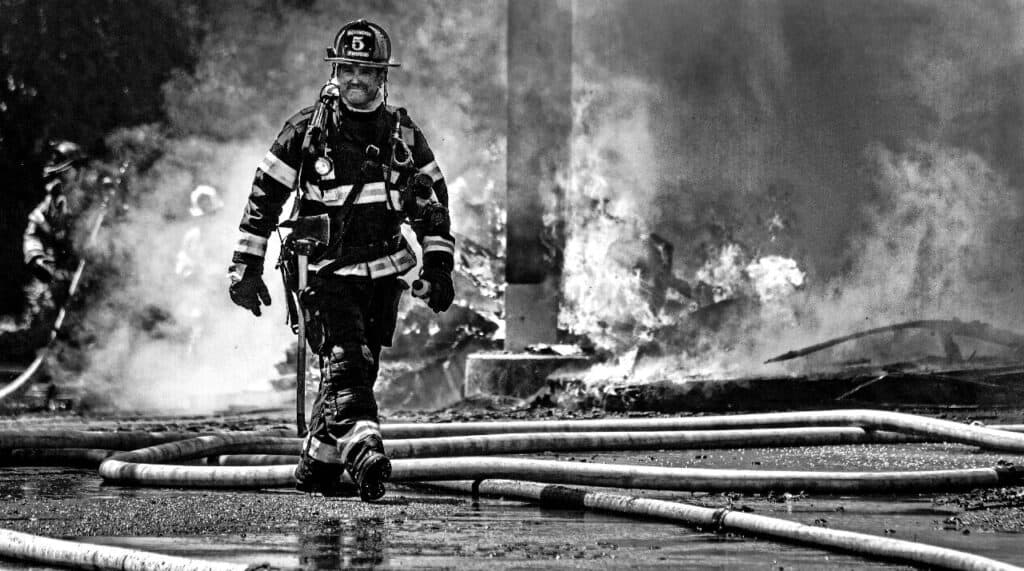 Can you become a firefighter with no experience
