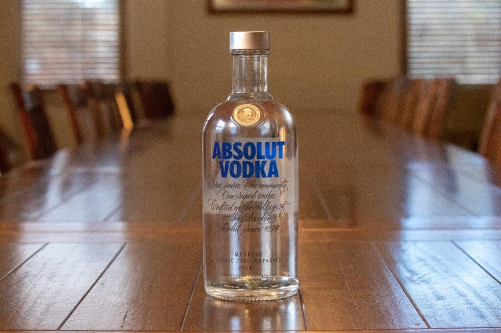is absolut flammable