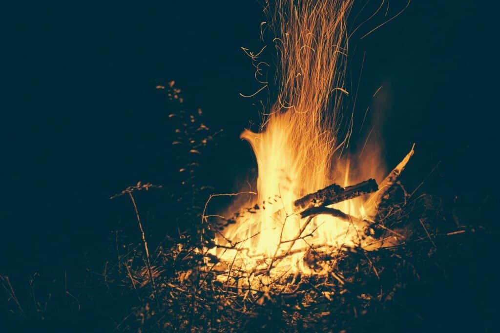 what makes something flammable?