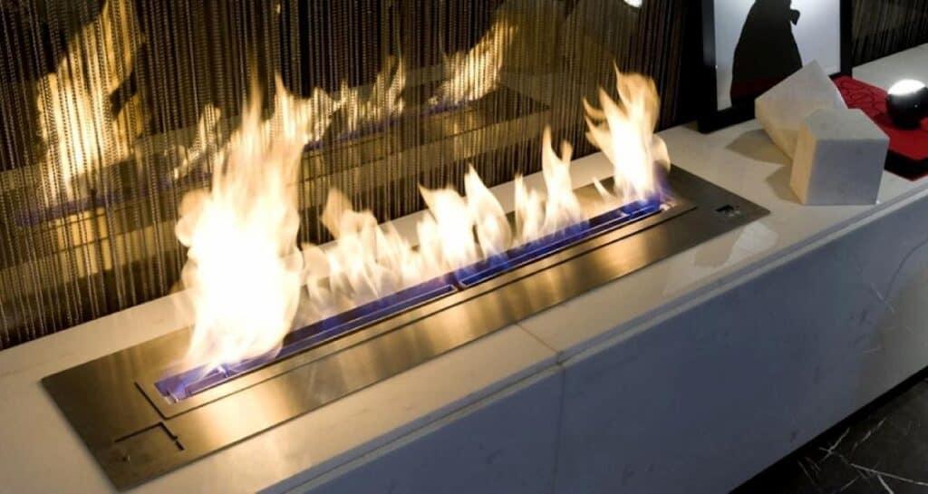 ethanol fire table