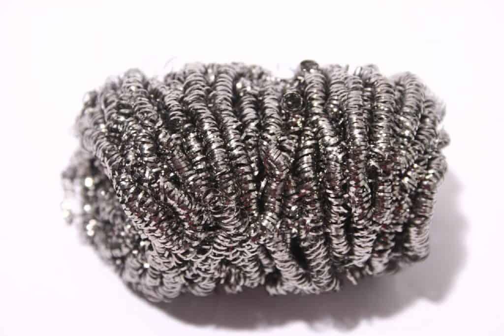 steel wool flammable