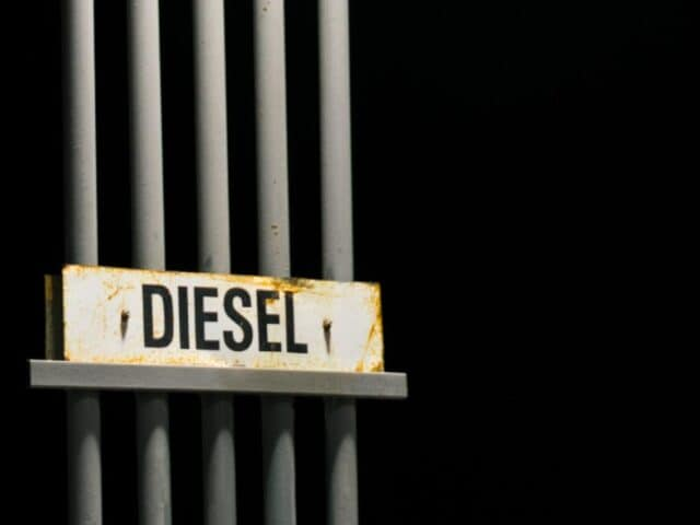 diesel exhaust fluid (DEF) flammable