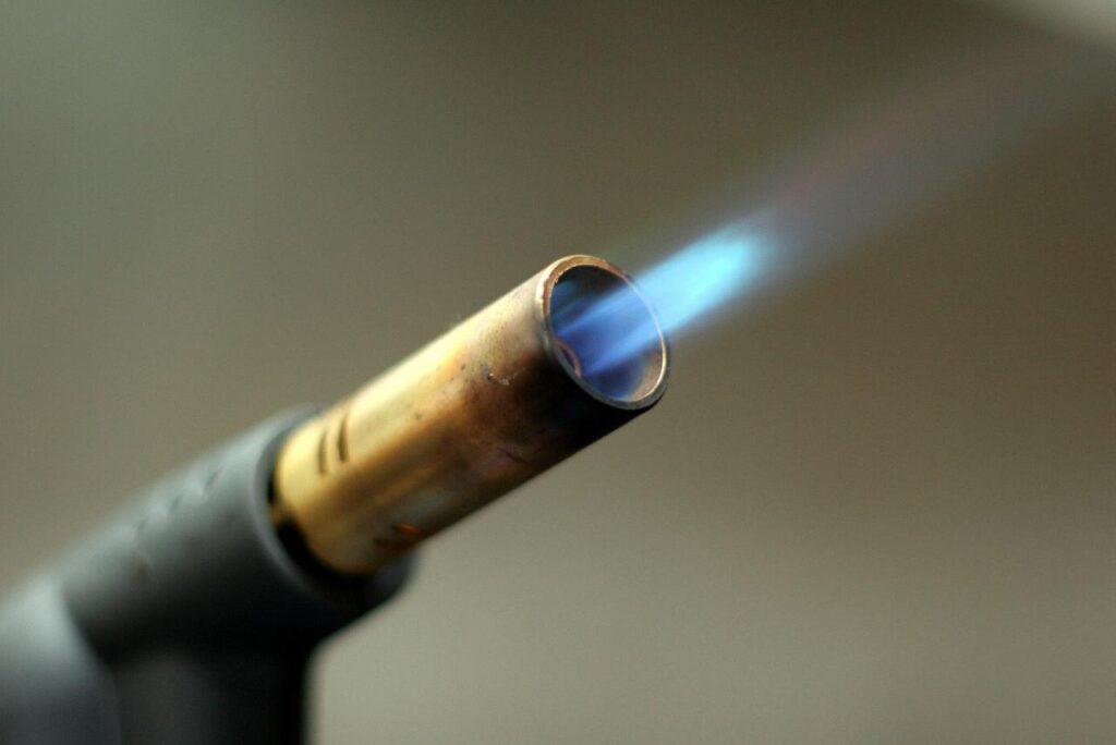 butane torch/lighter